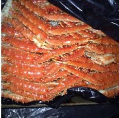 Краб, креветка, морепродукты