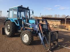 МТЗ 82. Продаётся трактор мтз 82