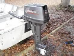 Tohatsu. 9,80л.с., 2х тактный, бензин, нога S (381 мм), Год: 1998 год