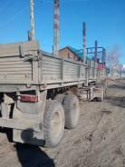 Одаз 9370. Полуприцеп БОРТ, 15 000 кг.
