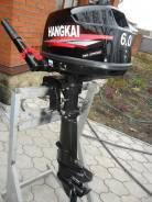 Hangkai. 6,00л.с., 2-тактный, бензиновый, нога S (381 мм), Год: 2015 год