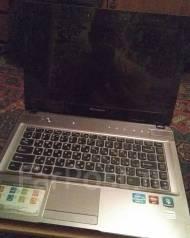 """Lenovo IdeaPad Y470. 14"""", ОЗУ 4096 Мб, WiFi, Bluetooth"""
