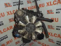 Двигатель в сборе. Hyundai Starex Hyundai Galloper Mitsubishi Delica Mitsubishi Pajero, V68W, V63W, V60, V65W Двигатель 6G72. Под заказ