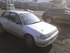 Toyota Starlet. механика, передний, 1.5 (67 л.с.), дизель, 223 000 тыс. км