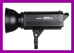 Импульсная лампа, моноблок Godox Digi-Pioneer 600. Под заказ