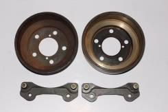 Комплект зад под Brembo для Легаси BL, BP, BH, BE. Subaru Legacy, BL, BE5, BP, BH5