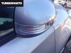 Зеркало заднего вида боковое. Toyota ist, ZSP110 Двигатель 2ZRFE