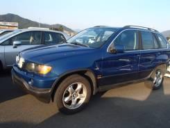 BMW X5. E53, M62