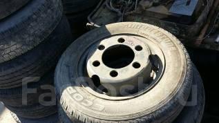 Запаное колесо на Isuzu ELF 155R13LT. x13
