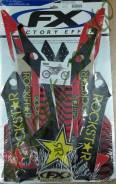 Набор наклеек FactoryEffex (крылья,маятник,вилка,обтекатели рад.) 16-02350 CRF450(2013)
