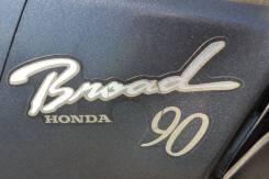 Honda Broad. 90 куб. см., исправен, птс, без пробега