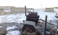 Сибирь-Техника. Прицеп, 10 000 кг.