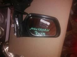 Зеркало заднего вида боковое. Mazda Demio, DW5W Двигатели: B5ME, B5E
