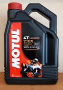 Моторное масло Motul 7100 (10w40) 100%Synthetic (4 литра)