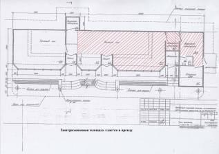 Торговая площадь в аренду. 50 кв.м., улица Толстого 35 стр. 1, р-н Толстого (Буссе). План помещения