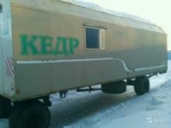 ЗМЗ, 2007. Продается вагончик бытовка на шасси Кедр
