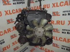 Двигатель в сборе. Hyundai Terracan Двигатель J3. Под заказ