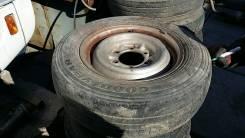 Запасное колесо Nissan Atlas 195/70R15LT