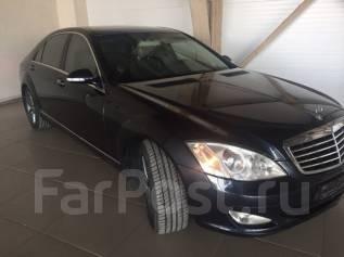 Mercedes-Benz. W221, M273