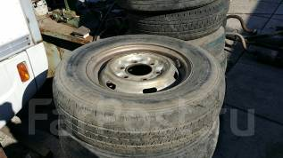 Запасное колесо Nissan Atlas 175R14LT. x14