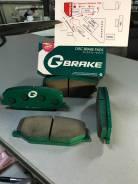 Колодка тормозная дисковая. Suzuki Jimny, JA12C, JB31W, JB23W, JA22W, JA71C, JA11V, JB43W, JA71V, JB32W, JA11C, JB33W, JA12V, JA12W Mazda AZ-Offroad...