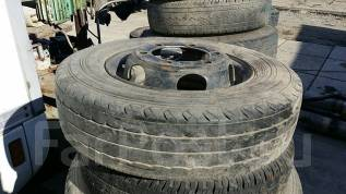 "Запасное колесо Nissan Atlas 155R12LT. x12"""