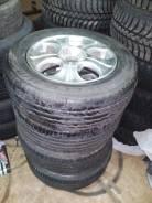 Колеса R17, унив. сверл. 4 и 5*114,3 , Bridgestone Dueler H/P, в ОТС. 7.0x17 4x114.30, 5x114.30 ET48 ЦО 67,1мм.