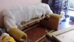 Перетяжка мебели на дому и новогодние скидки
