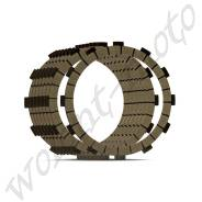 Набор дисков сцепления HINSON KTM/HSV 250SX-F/350SX-F 2016/FC250-350 2016 FP755-7-001