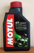 Моторное масло Motul 5100 (10w40) Полу синтетика (1 литр)