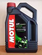 Моторное масло Motul 5100 (10w40) Полу синтетика (4 литра)