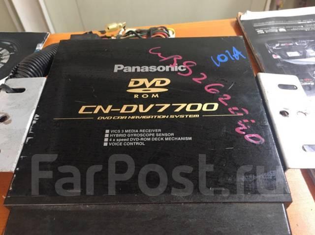 DVD навигатор Panasonic cn-dv7700