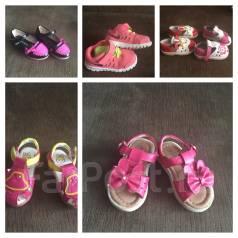 Детская обувь. 22, 22,5