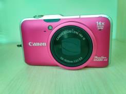Canon PowerShot SX230 HS. 10 - 14.9 Мп, зум: 14х и более