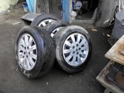Комплект летних колес на 16. x16 5x114.30