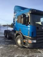 Scania. Скания P114 GA 6/4 NZ 380 седельный тягач, 11 000 куб. см., 19 000 кг.