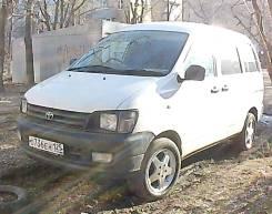 Toyota Town Ace. механика, 4wd, 2.0 (73 л.с.), дизель, 230 тыс. км