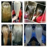 Окрашивание, стрижки, укладки, кератин, восстановление волос