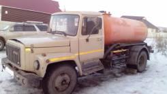 ГАЗ 3309. Продается ассенизаторская машина, 4 750 куб. см., 3,75куб. м.