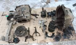 Механическая коробка переключения передач. Mitsubishi Canter, FE-517B, FE517B Двигатель 4D33