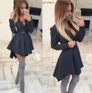 Платья-рубашки. 46