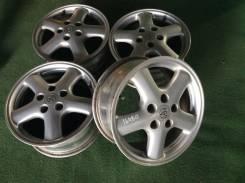 Литые диски 16 Toyota Tourer 5 *114.3. 6.5x16, 5x114.30, ET50, ЦО 60,1мм.
