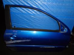Дверь боковая. Peugeot 206, 2B, 2A/C