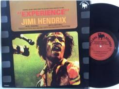 HARD! БЛЮЗ Джими Хендрикс / Jimi Hendrix - Experience OST - 1972 UK LP