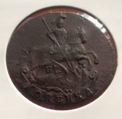Копейка 1789 года. ЕМ. Медь. Из коллекции! В наличии!