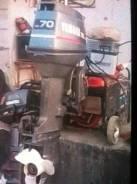 Yamaha. 70,00л.с., 2х тактный, бензин, Год: 1998 год