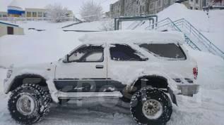 Toyota Hilux Surf. механика, 4wd, 2.5 (98 л.с.), дизель, 150 000 тыс. км