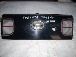 Вставка багажника. Toyota Sprinter Trueno, AE100