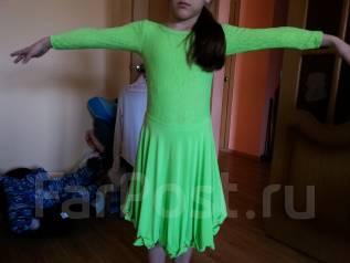 Платья для бальных танцев. Рост: 134-140 см