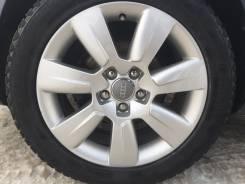 Audi. 7.5x17, 5x112.00, ET47, ЦО 66,6мм.